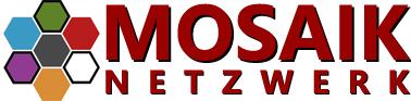 Mosaik-Netzwerk-Logo